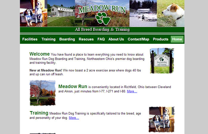 Meadow Run Dogs